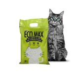 Patimax Eco Max Fast Clumping Cat Litter 10 LT