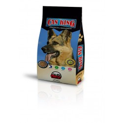 Piensos Ortin Can King  20 кг. + консервирана храна Piensos Ortin Golden Can Carne Meat  1240g + Nutri-pet snacks